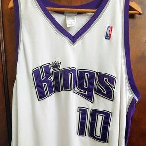 LA Kings Bibby Reebok NBA Jersey